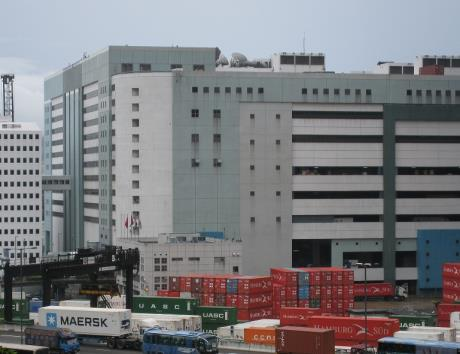 Hutchison Logistics Centre 18 Container Port Road, Kwai Chung
